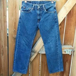 Levis 505 jeans size 29